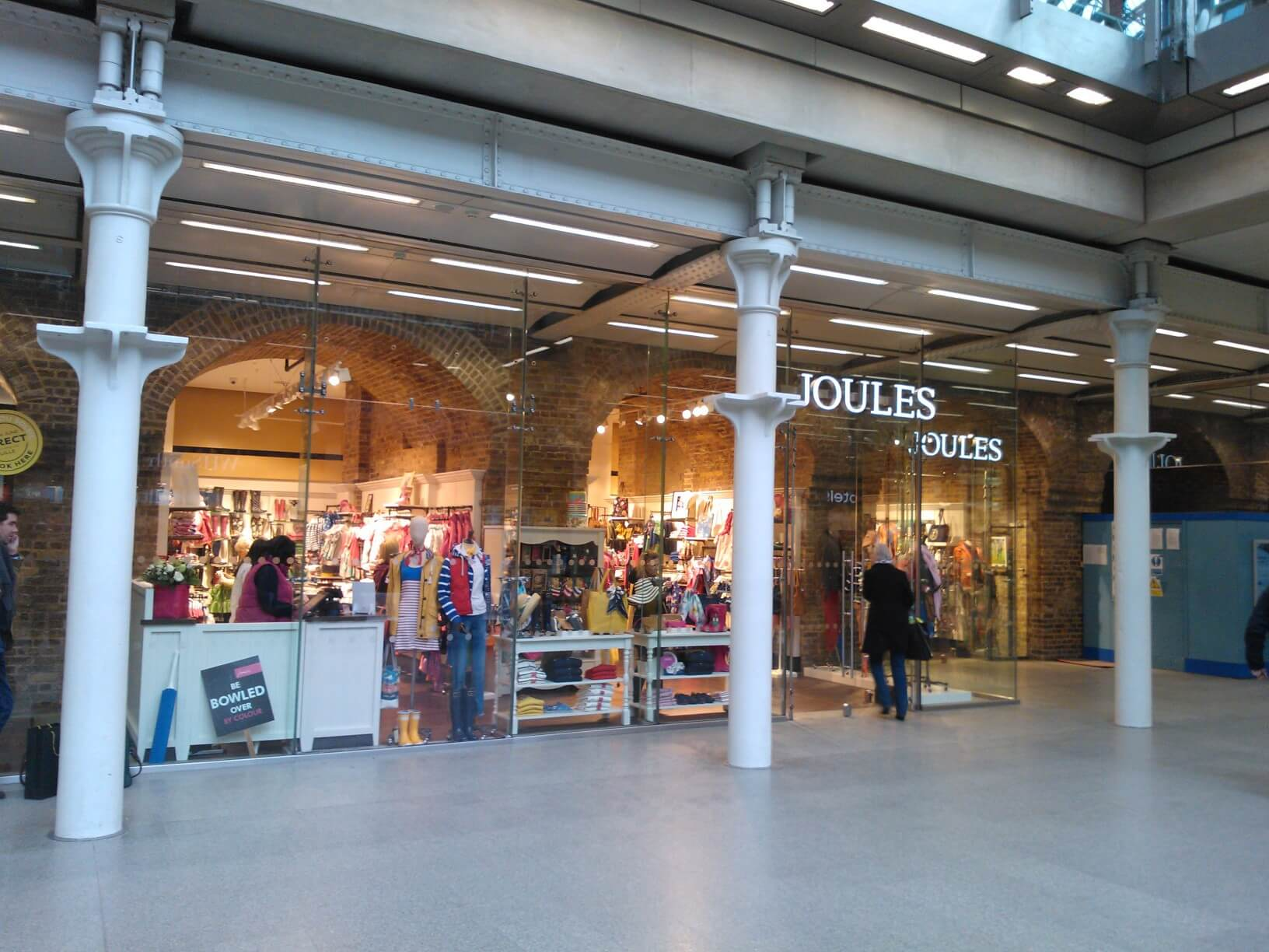 Joules-St-Pancras