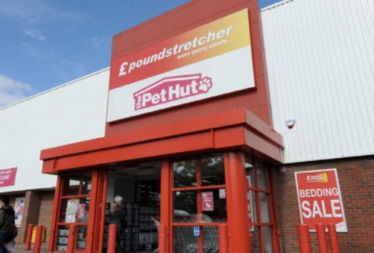 Pound Stretcher - Unit 1, 25 Raw Dykes Road, Leicester, LE2 7JU